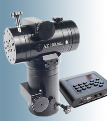 Rowan AZ100 Alt-Az Mount + Nexus DSC + Encoders